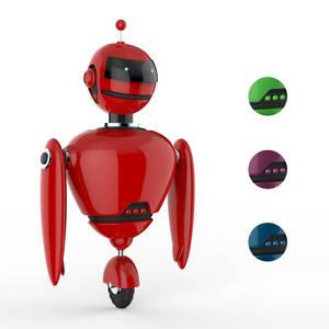 Free 3d Robot