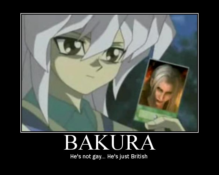 Bakura Motivational by Cheshire347
