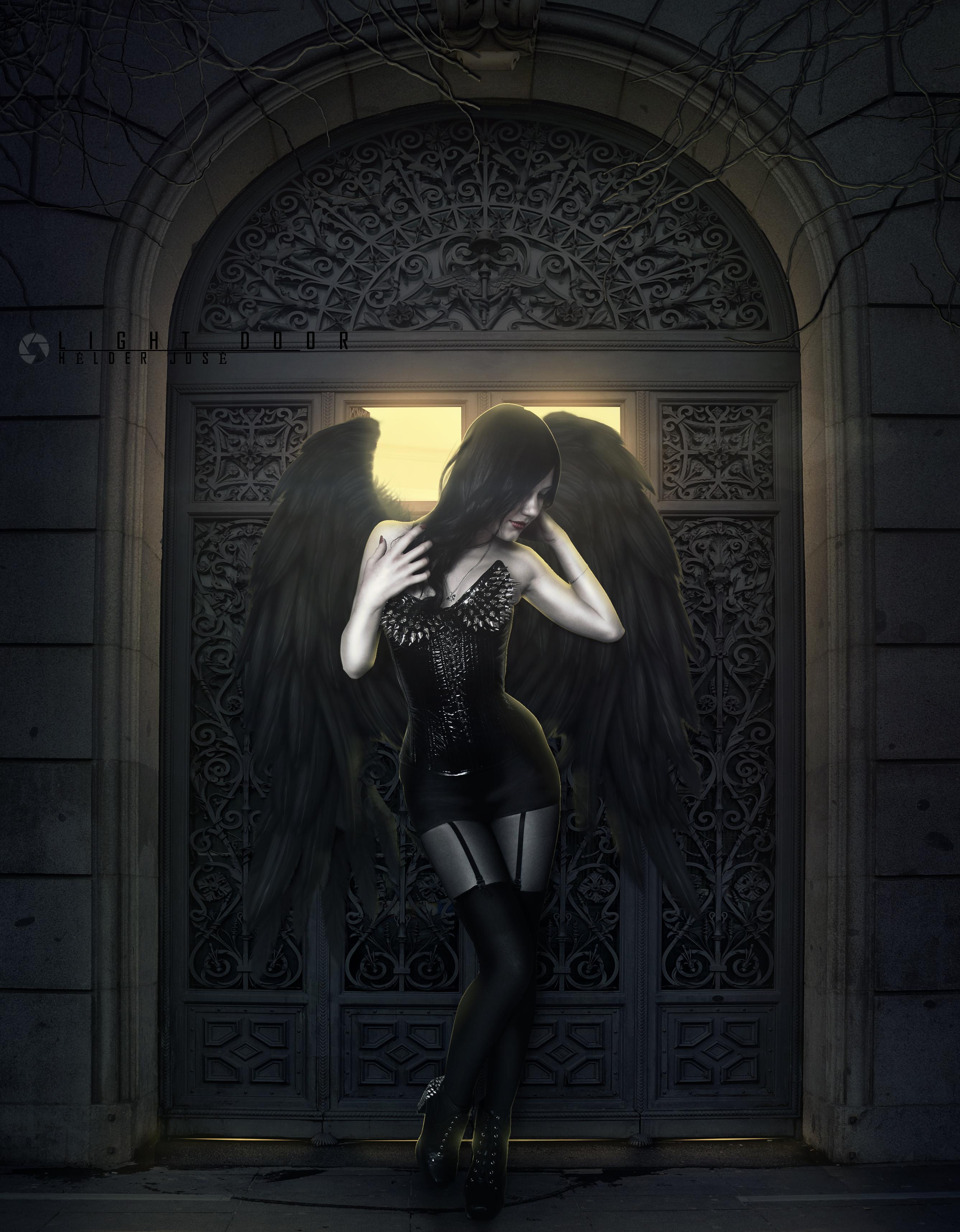 Light Door by Helderjose
