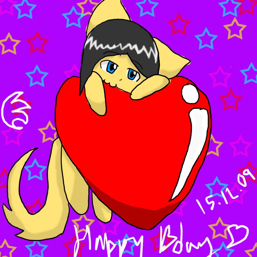 .:Happy Birthday Ibu:. By ZKCats111 On DeviantArt