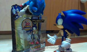Sonic, meet Sonic and Sonic