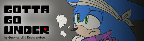 .: FANFIC : GOTTA GO UNDER [COMPLETED] :.