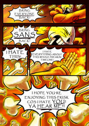 .: SwapOut : UT Comic [1-10] :. by ZKCats