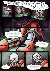 .: SwapOut : UT Comic [1-20] :. by ZKCats