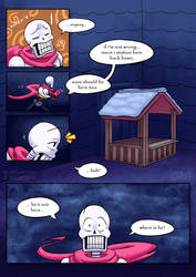 .: SwapOut : UT Comic [3-3] :. by ZKCats