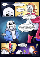 .: SwapOut : UT Comic [3-16] :. by ZKCats