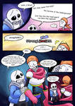 .: SwapOut : UT Comic [3-17] :.
