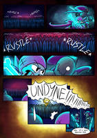 .: SwapOut : UT Comic [4-6] :. by ZKCats