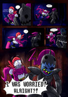 .: SwapOut : UT Comic [4-7] :. by ZKCats