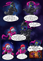 .: SwapOut : UT Comic [4-8] :. by ZKCats