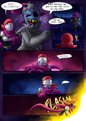 .: SwapOut : UT Comic [4-10] :. by ZKCats