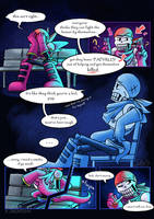 .: SwapOut : UT Comic [4-13] :. by ZKCats