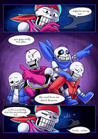 .: SwapOut : UT Comic [4-15] :. by ZKCats