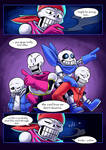 .: SwapOut : UT Comic [4-15] :.