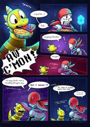 .: SwapOut : UT Comic [4-22] :.