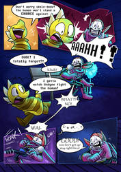 .: SwapOut : UT Comic [4-26] :.