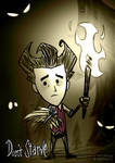 .: Daily Doodles 2017 : Don't Starve :.