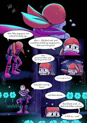 .: SwapOut : UT Comic [5-21] :.