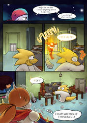.: SwapOut : UT Comic [5-22] :.