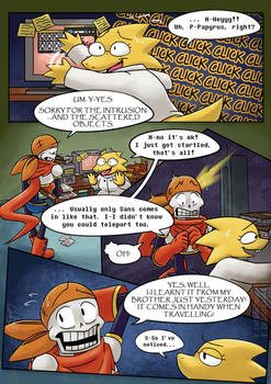 .: SwapOut : UT Comic [5-23] :.