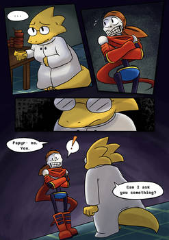 .: SwapOut : UT Comic [5-26] :.