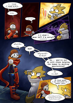 .: SwapOut : UT Comic [5-28] :.