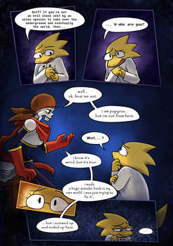 .: SwapOut : UT Comic [5-29] :.