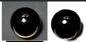 Obsidian Sphere Study