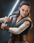 Rey: The Last Jedi
