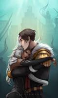 Commission: Embrace