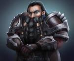 Commission: WoW Dwarf