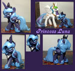 Princess Luna Blind Bag custom