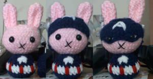 Captain America Bunny!