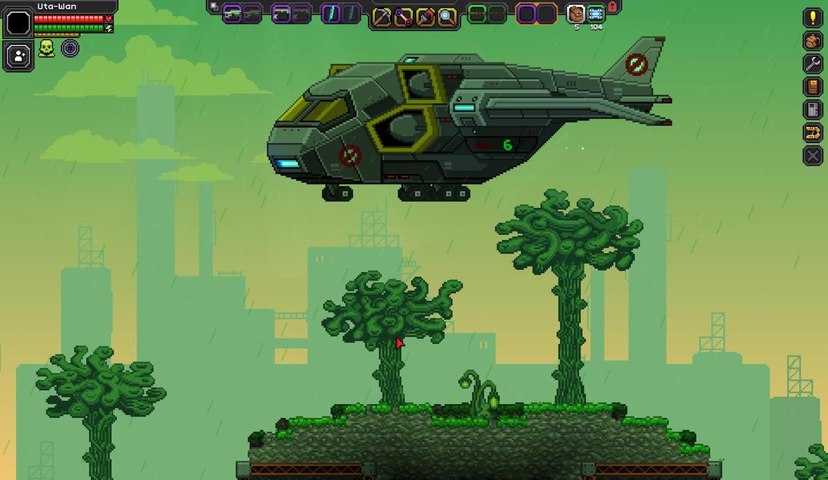 Argonian in Starbound(XCOM):Ready to deploy! by MrMixser