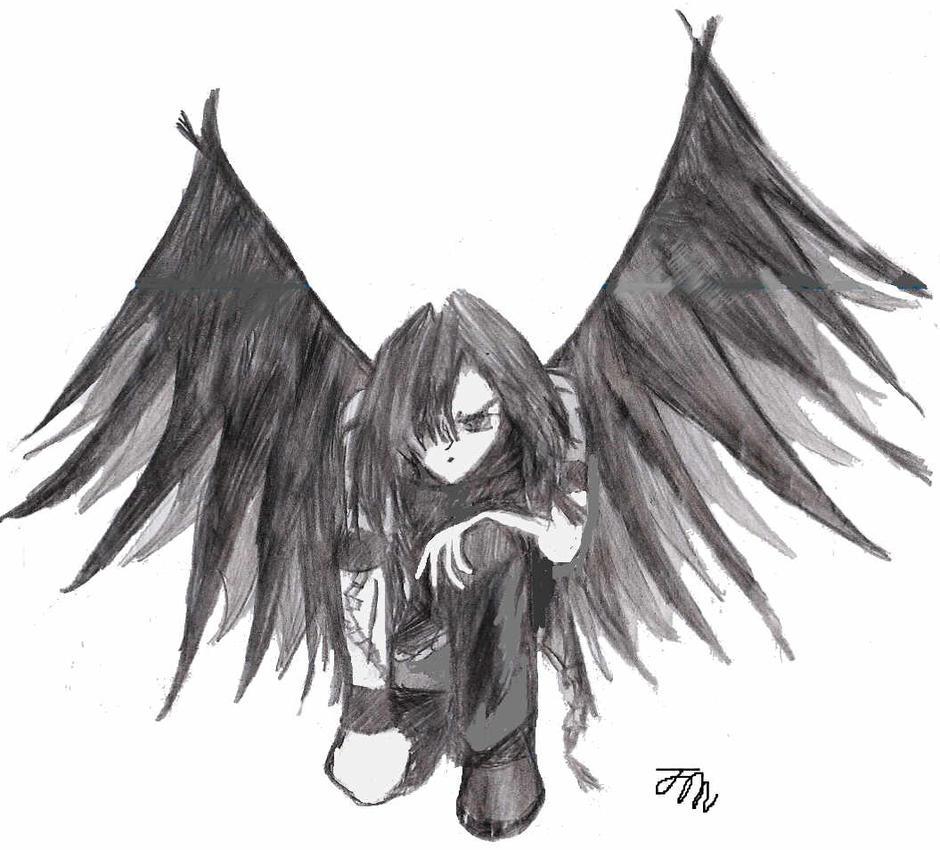 Fallen Angel By Forsyte On DeviantART