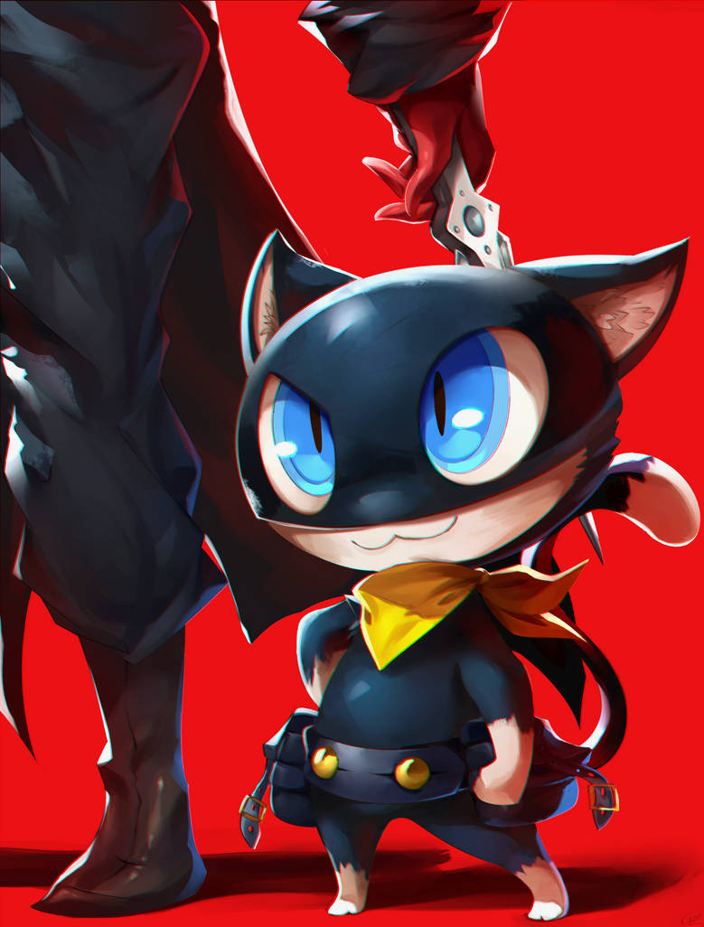 Morgana by Kaleido-Art