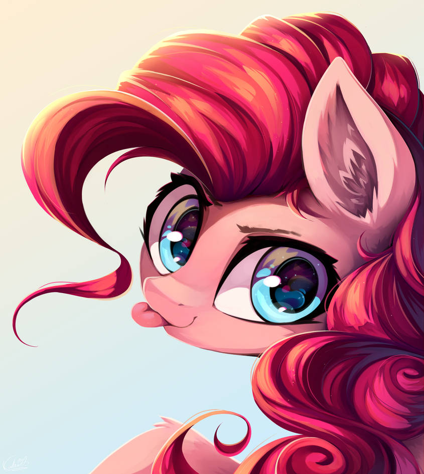 Pinkie by Kaleido-Art