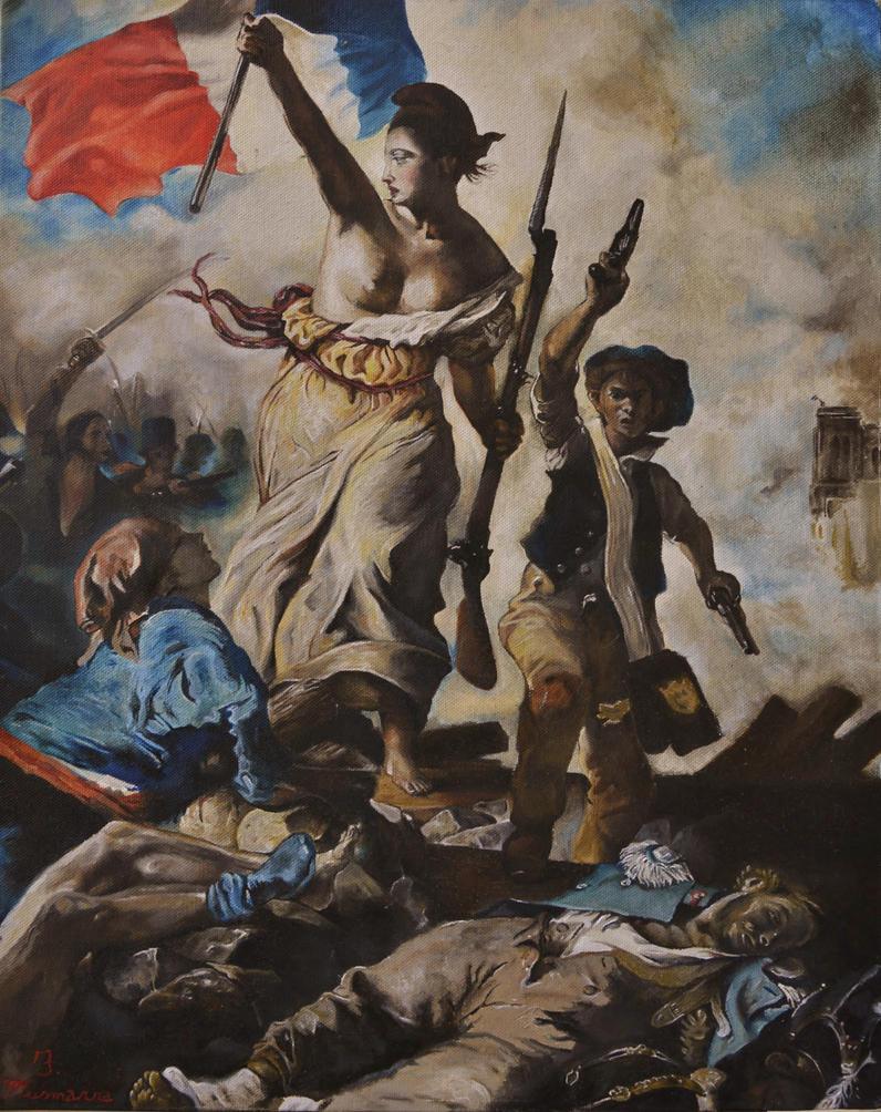 la liberta 39 che guida il popolo by musmy94 on deviantart On la liberta che guida il popolo