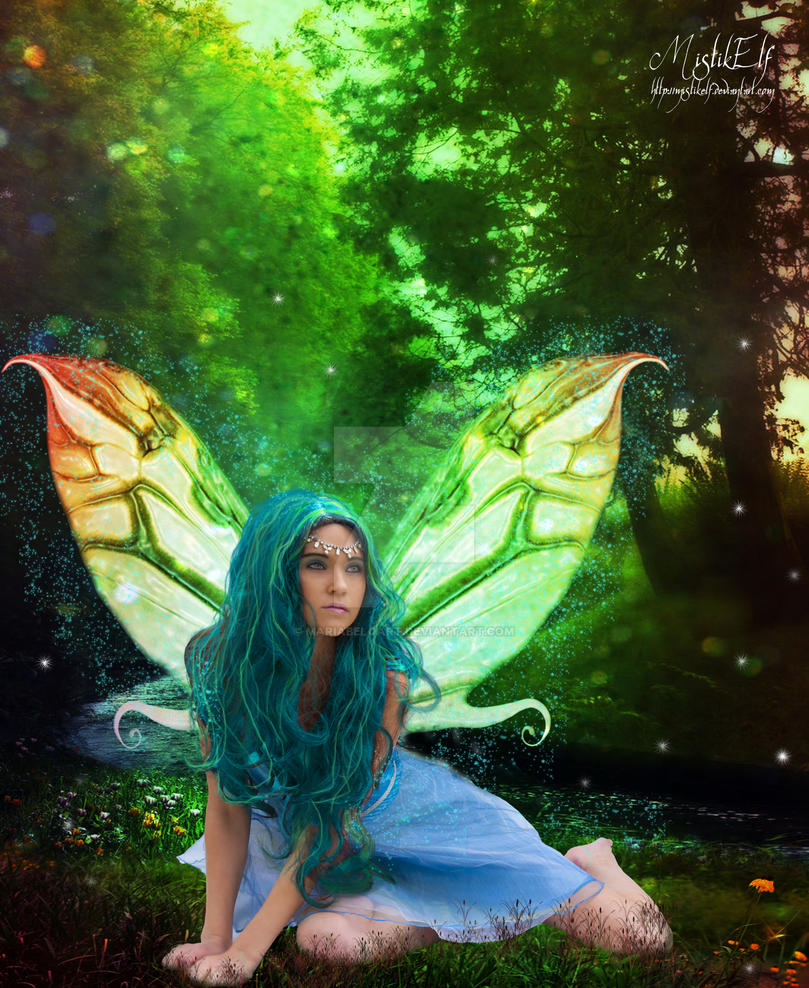 Fairie Queen by MariaBeloArt