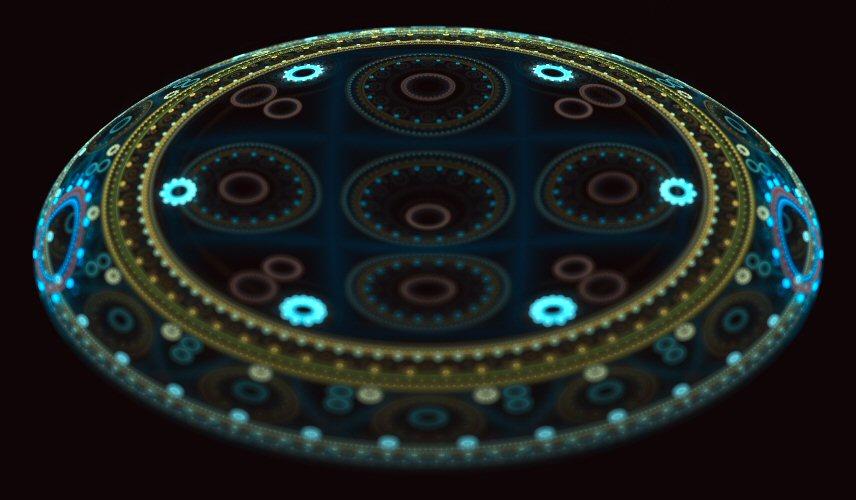 Mechanical Jewel by MystikAngel