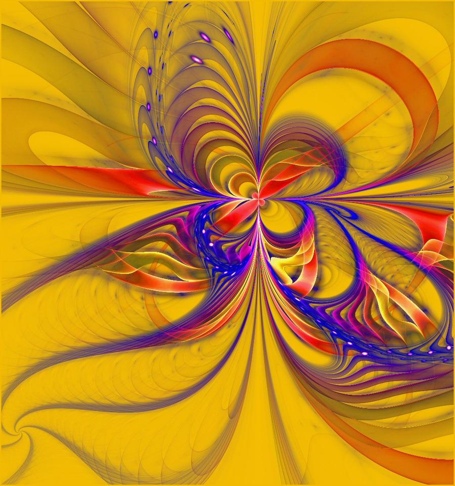 Butterfly Effect by MystikAngel