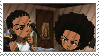 Huey and Riley stamp by HueyWuzHere