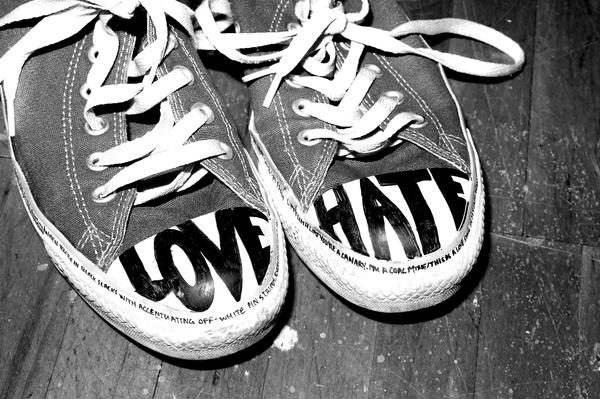 love.hate by 2lens1