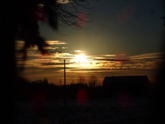 Sunrise by Tibbers4U
