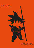 Dragon Ball Chibi Son Goku by lestath87