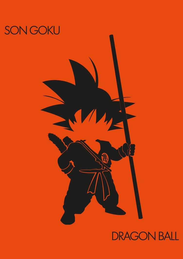 Dragon Ball Chibi Son Goku By Lestath87 On Deviantart