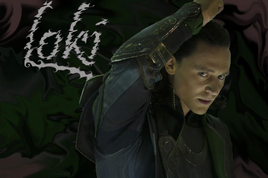Loki by coly19