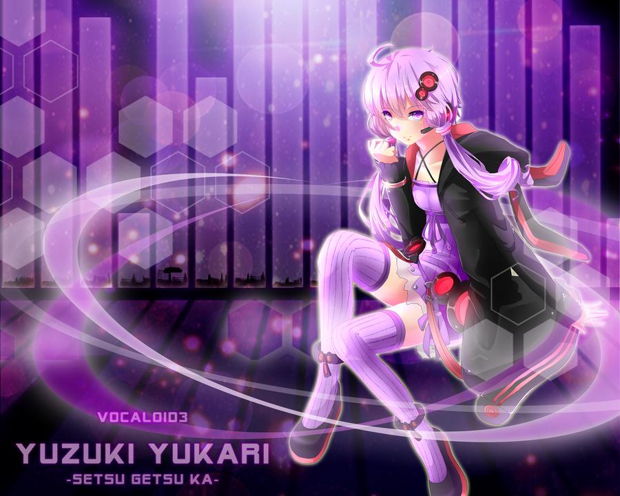 Yuzuki Yukari - Setsu Getsu Ka by Noririn-Hayashi