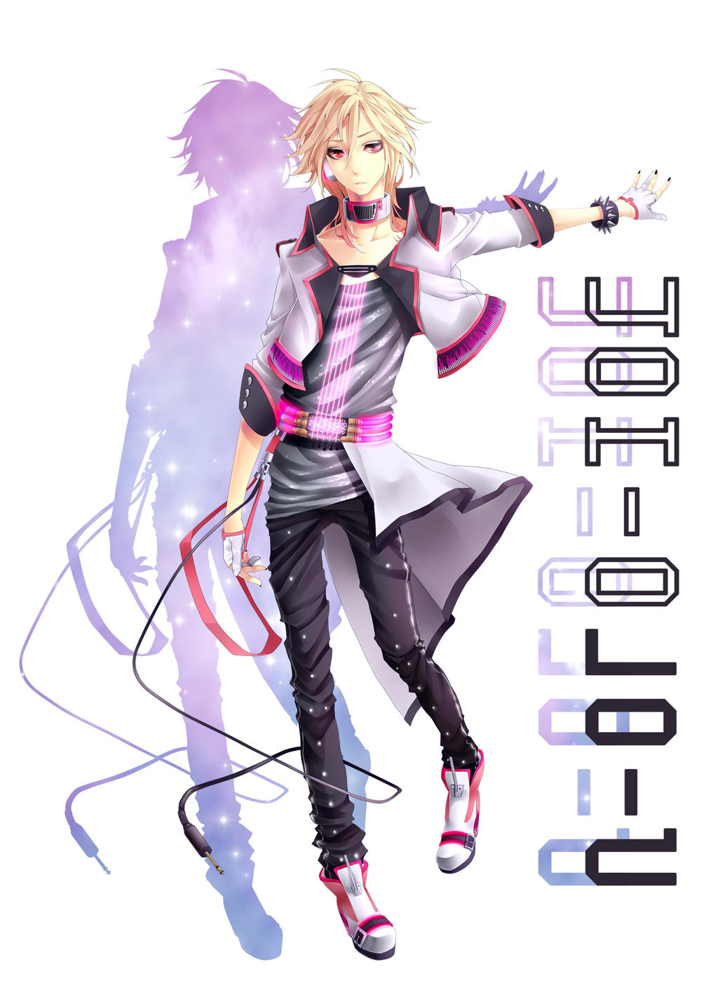 YOHIOloid Contest Entry by Noririn-HayashiVocaloid Yohioloid