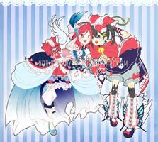 Ultimate kawaii adoptable set- AUCTION! - CLOSED by Noririn-Hayashi
